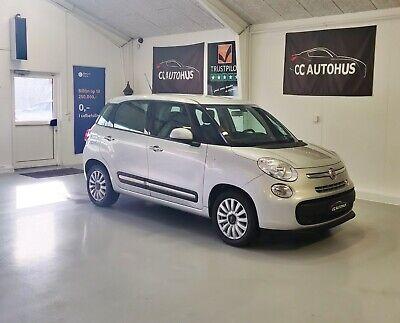 Annonce: Fiat 500L 1,3 MJT 85 Popstar - Pris 89.000 kr.