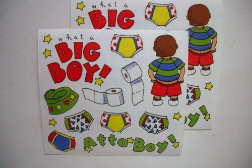 Frances Meyer Potty Training Sticker Atta Boy 2 Modules