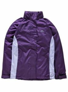 Trespass-Ladies-Purple-Tarron-II-Jacket-Size-Small