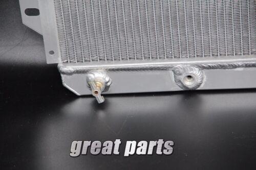 3 ROW Aluminum Radiator 1948-1952 Ford F1 Pickup Trucks Chevy engine V8 43 44