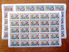 St VINCENT GRENADINES Wholesale Monarchs (3) in Sheets of 50 SALE PRICE FP2425
