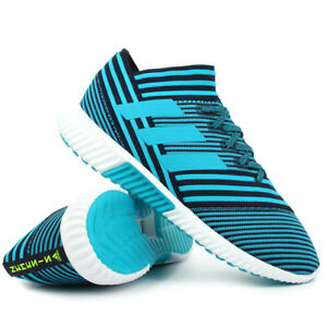 adidas Nemeziz Tango 17.1 TR Mens Soccer Shoes By2306 Legend Ink Blue US 12