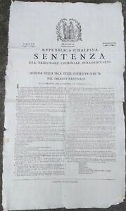 1801-245-SENTENZA-REPUBBLICA-CISALPINA-A-EBREO-PER-FURTO-STOFFA-A-REGGIO-EMILIA