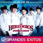 Lo Mejor De by Los Herederos de Nuevo Le¢n (CD, Mar-2012, Serca)