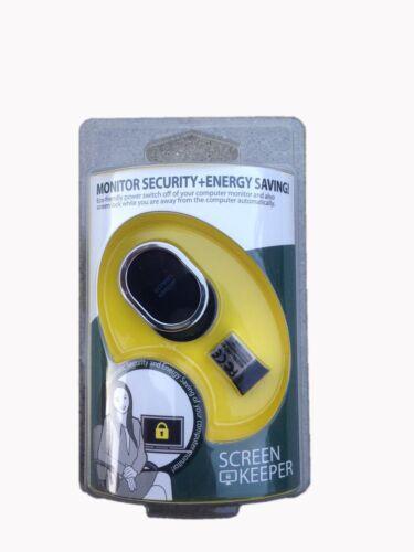 ScreenKeeper Monitor Security /& Energy Saving Kit Pack of 5 - SK-01 Black