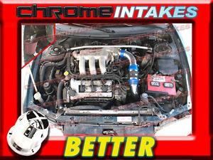 CF RED 93 94 95 96 97 FORD PROBE GT//MAZDA MX6//626 2.5 2.5L V6 AIR INTAKE KIT TB