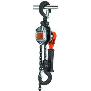 1 4 ton lever chain hoist with 3 position selector 360 for 1 4 ton chain motor