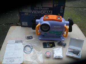 Sharp VR-1MP Unterwassergehäuse Tauchgehäuse für Videocamera VL, VL-H, VL-E NEU - Diekholzen, Deutschland - Sharp VR-1MP Unterwassergehäuse Tauchgehäuse für Videocamera VL, VL-H, VL-E NEU - Diekholzen, Deutschland