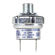 95 125 Psi Air Pressure Switch Tank Mount Thread 18 Npt 12 Volt For Train Horn