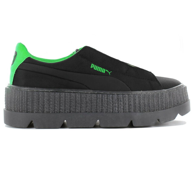 Fenty Puma by Rihanna Cleated Creeper Surf Womens Sneaker Shoes 367681 03 NEW