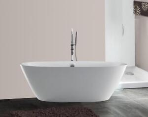 Image Is Loading 71 Inch Modern Design Acrylic Freestanding Bathtub