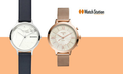 Extra 20% off watches from Fossil & more*
