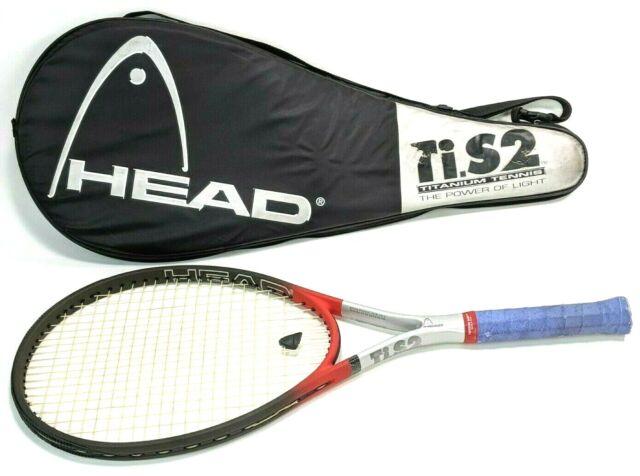 HEAD Titanium Novak Djokovic Ti S1 Supreme Tennis Racquet W