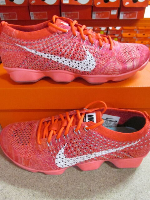 c83779b2d18 nike womens flyknit zoom fit agility running trainers 698616 601 sneakers  shoes