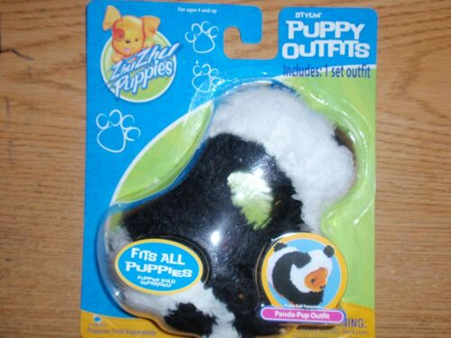 Zhu Zhu Puppies Puppy Outfits PandaPup Outfit