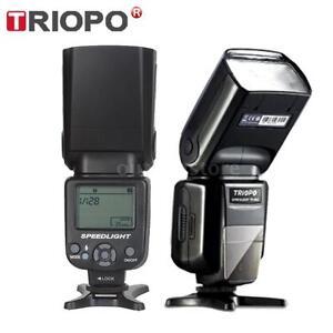 TRIOPO TR-960 II Manual Flash Speedlite Light for Nikon Canon Pentax DSLR Camera