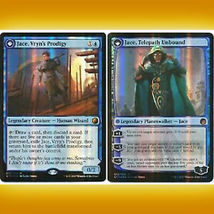MTG From the Vault: Transform Mythic Rare Vryn/'s Prodigy NM FOIL Jace