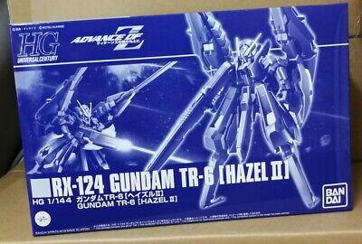 HG 1//144 GUNDAM TR-1 ADVANCED HAZEL /& EXPANSION for TR-6 January PB BANDAI