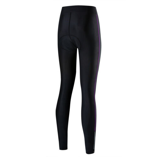 2019 Women Cycling Long Pants Tight Leggings Bicycle Bike 5D Padded Trousers
