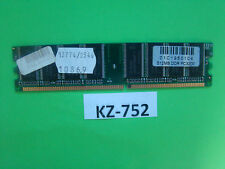 512MB DDR-DIMM RAM PC3200 400MHz CL2 Memory  #Kz-752
