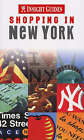 New York Insight 'Shopping' Guide by Brian Bell (Paperback, 2003)