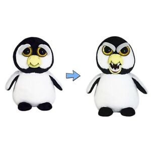 Feisty-Pets-Ice-Cold-Izzy-Penguin-8-Inch-Plush-Figure-NEW-Toys-Funny-Joke