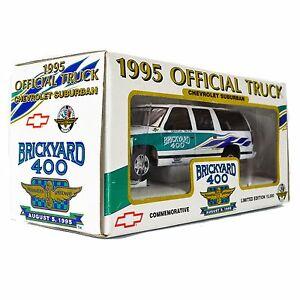 1995-Brickyard-400-Chevy-Suburban-SUV-1-25-Diecast-Indianapolis-Nascar-Truck