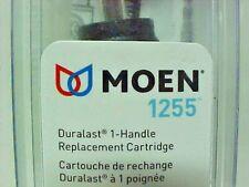 Moen 1255 Duralast Single Handle Faucet Cartridge For Sale Online Ebay