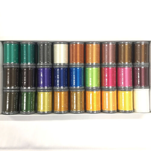 Janome Polyester Embroidery Thread Assortment Set #3