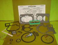Carburetor Rebuild Kit Mercruiser Marine 2bl Rep Mercarb 3302-804844002 Mod Fuel