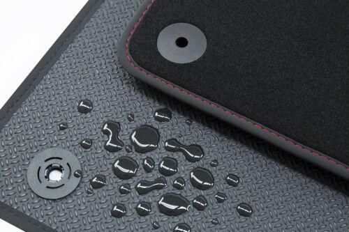 2011 Allwetter Fußmatten für Hyundai i40 ab Bj