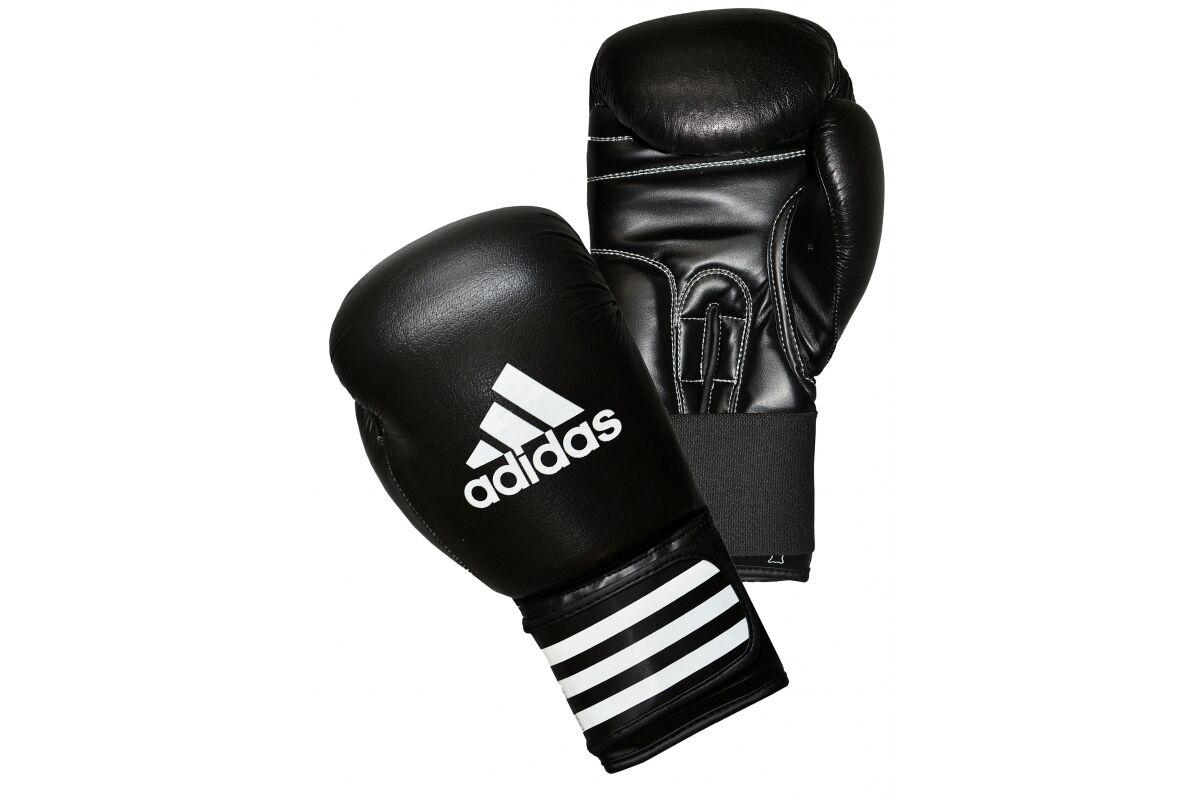 Adidas Leder Boxhandschuhe Performer 8 10 12 12 12 14 16 18 Sparring Blau Rot Schwarz  | Der Schatz des Kindes, unser Glück  028590