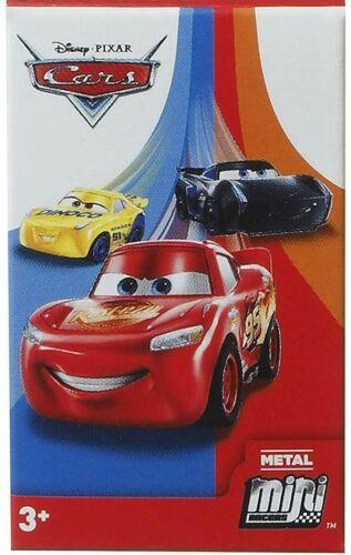 Disney Pixar Cars ~ MINI RACERS DIE-CAST ~ SIGILLATO CIECO DI ~ 2019 WAVE 1