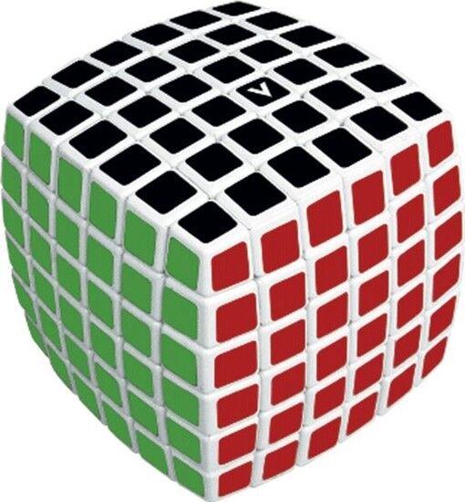Neue original v-cube 6 glatt glatt glatt rotation tube 6x6x6 f4ba4a