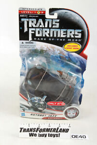 Autobot Jazz Target Sealed MISB MOSC Deluxe Movie DOTM Transformers