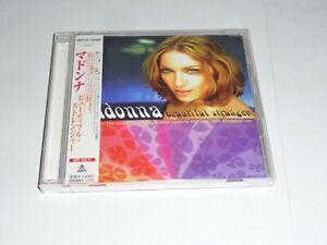 Madonna-Beautiful-stranger-JAPANESE-CD-Single