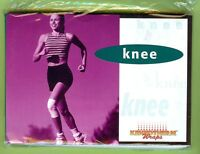 Nikken Kenkotherm Knee Wrap White Size Medium 1734 - In Package