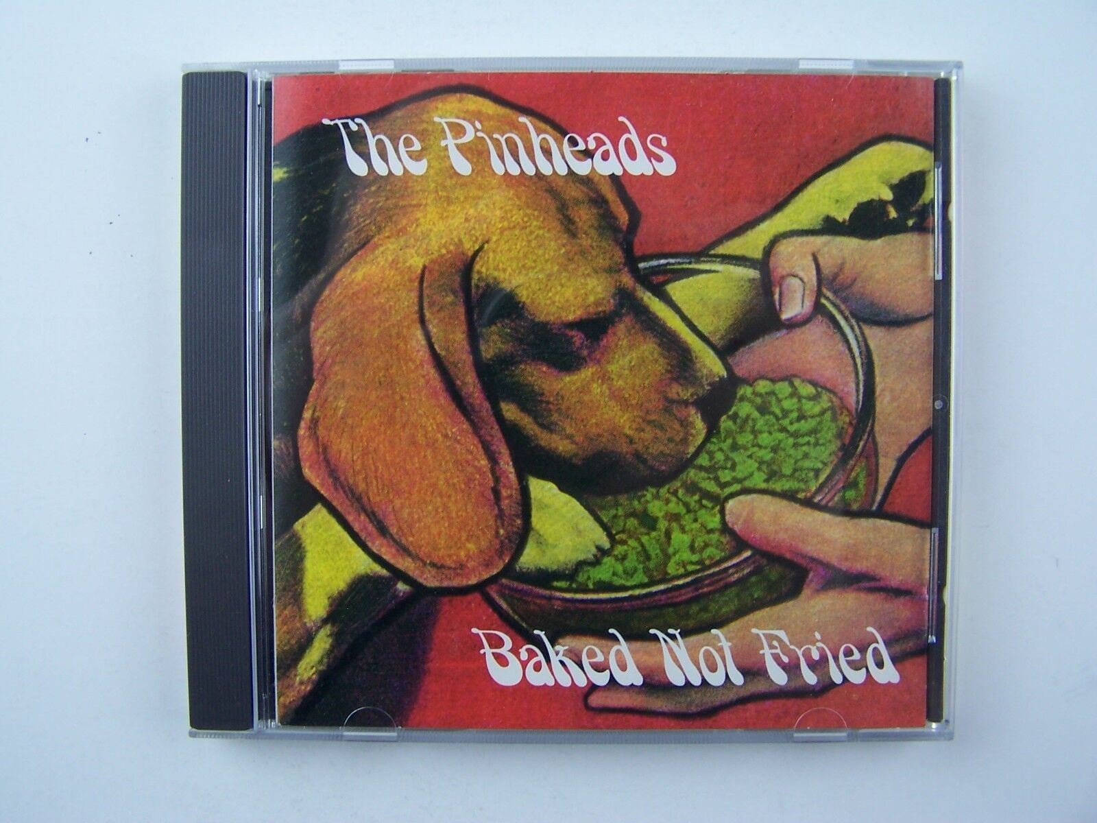 The Pinheads EP - Baked Not Fried CD Hard Rock Psychede