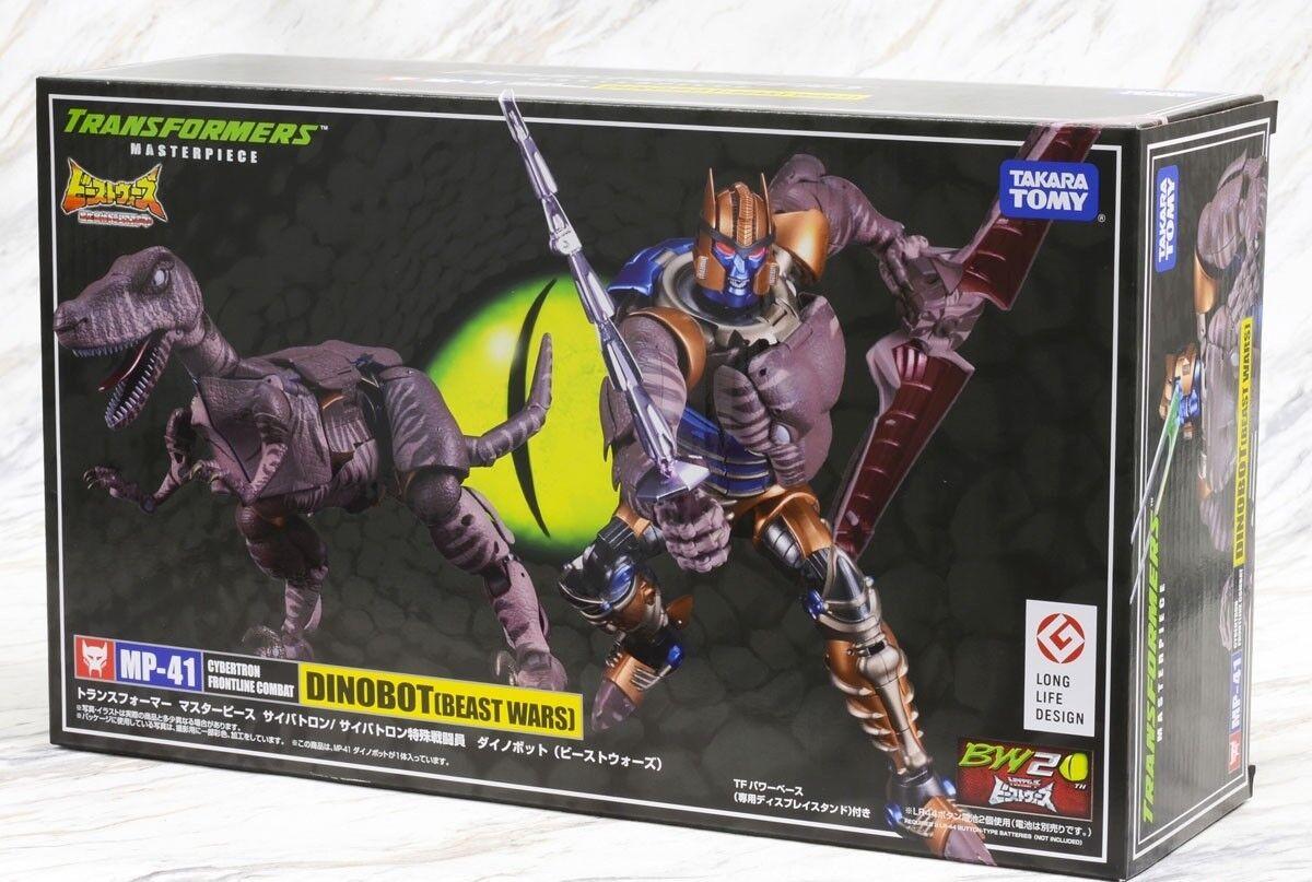 Transformers Masterpiece MP-41 Beast Wars Dinobot Dinobot Dinobot Takara Japan (100% authentic) 96801e