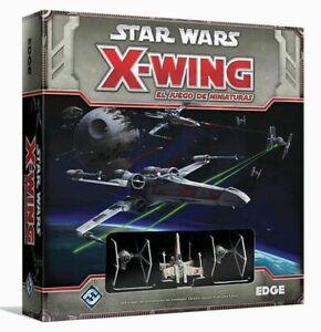 Juego de Mesa Star Wars X-Wing Edicion Español
