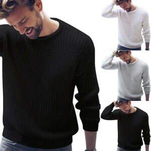 Strickjacke Herren Pullover beiläufiger Pullover