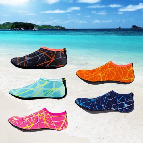 Men Women Water Skin Shoes Aqua Socks Diving Wetsuit Non-slip Swimming Beach New