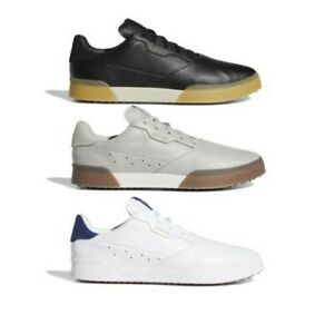 Details about NEW FOR 2020! Adidas ADICROSS RETRO Golf Shoes - 4 Colours (ALL SIZES