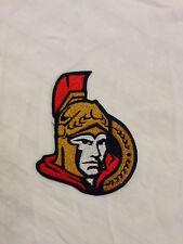 Ottawa Senators Logo NHL Hockey Hat Shirt Jersey Embroidered Iron On Patch