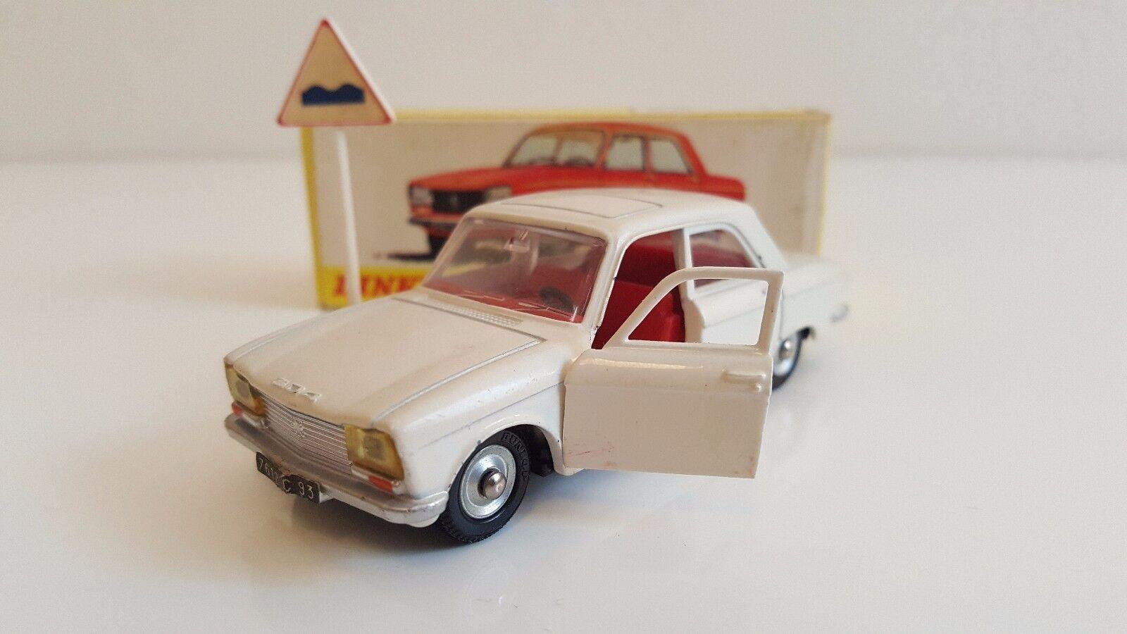 Dinky Toys 1428 Peugeot 304 en boîte d'origine VN Mib (DTF, pas Atlas) | Shopping Online
