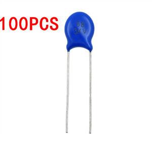 Alto Voltaje 1 kV 1nF 1000 V 102 1000pF condensadores de disco de cerámica