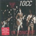 King Biscuit Flower Hour Presents in Concert 10cc CD