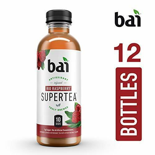 Bai Iced Tea, Rio Raspberry, Antioxidant Infused  Assorted Flavors , Sizes  1