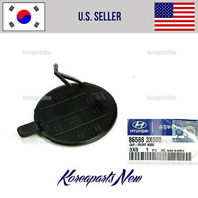 Front Bumper Tow Eye Cap Cover ⭐GENUINE⭐ 865171R000 for HYUNDAI ACCENT 2012-2017