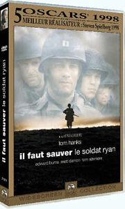 Il-faut-sauver-le-soldat-Ryan-DVD-NEUF-SOUS-BLISTER-Steven-Spielberg